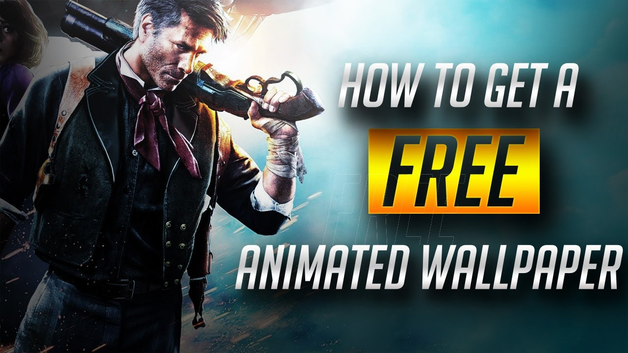 How To Get A Free Animated Wallpaper Windows 10 8 7 Youtube