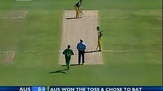 World Record 438 Match-South Africa vs Australia- part 1 Australia batting