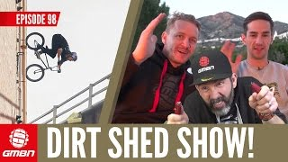 Martyn Ashton's Operation Motivation! | Dirt Shed Show Ep. 98
