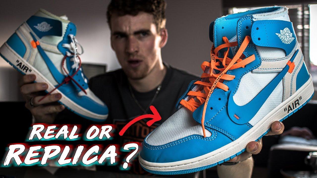 Ever Consider Replica Sneakers