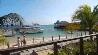 sandals ochi resort walk around part 2 new