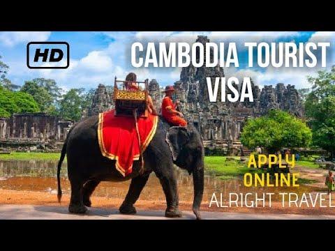 CAMBODIA E VISA ONLINE APPLY