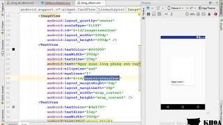 Bài 49: Đọc API tất cả album và gắn dữ liệu lên màn hình