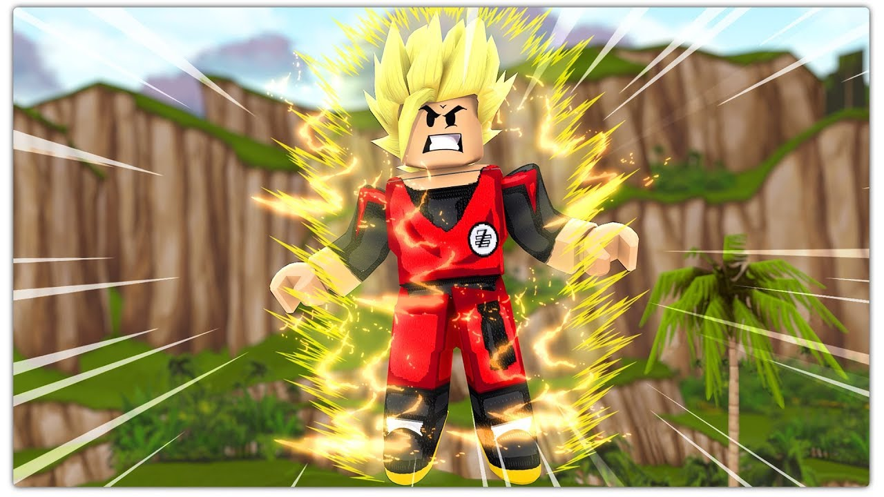 Becoming Super Saiyan In Roblox Dragon Ball Z Final Stand Youtube