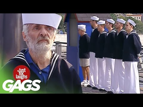 No Pants Navy