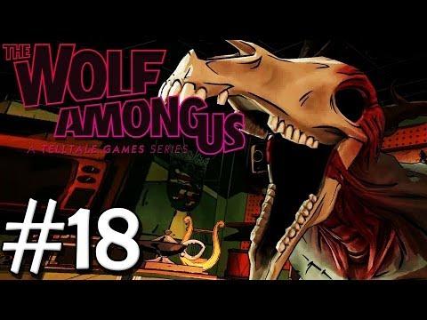 Karl Spiller The Wolf Among Us: Del 18 - Juling