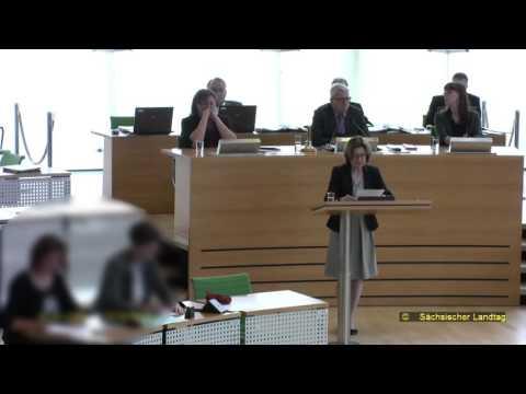 AfD-Landtagsabgeordnete Karin Wilke kritisiert grüne Multi-Kulti-Träume