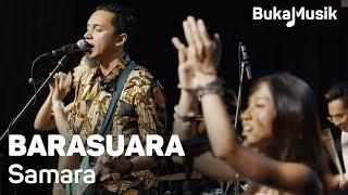 Barasuara – Samara (Live Performance) | BukaMusik