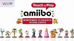 Let's Show amiibo TOUCH & PLAY NINTENDO CLASSICS HIGHLIGHTS - Alle Games!