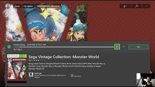 How to Download: Sega Vintage Collection: Monster World Xbox game FREE
