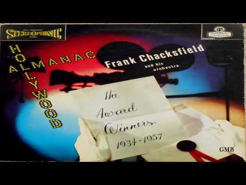 Frank Chacksfield And His Orchestra ‎– Hollywood Almanac (1957) GMB