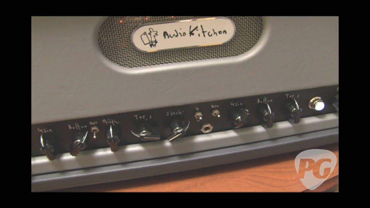 Ny Amp Show 10 Audio Kitchen Big Chopper Probett Guitars Rapide Demos Youtube