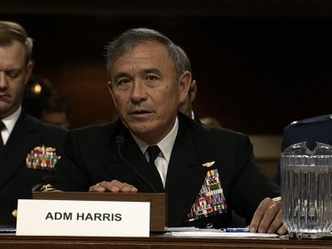 "Admiral: ""South China Sea a Militarized Zone"""