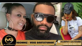 TENSION : Fally ipupa n'a Carine mokonzi Bayoka ni ba suki sa Gloria olangi bolanda