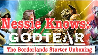 Nessie Knows - GodTear: The Borderland Starter Unboxing