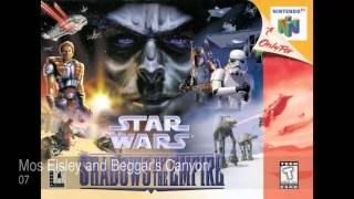 Star Wars:Shadows of the Empire Complete Soundtrack OST/Gamerip - Nintendo 64
