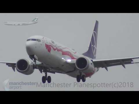 (HD) Plane Spotting At (LHR) London Heathrow Airport Part 2 On 05/10/2018 To 07/10/2018