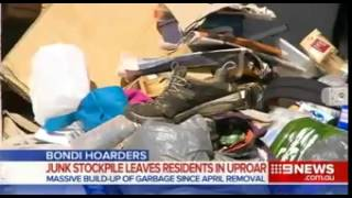 Hoarders' home for sale, previous tenants included: New owners of Bondi's house of squalor must pay