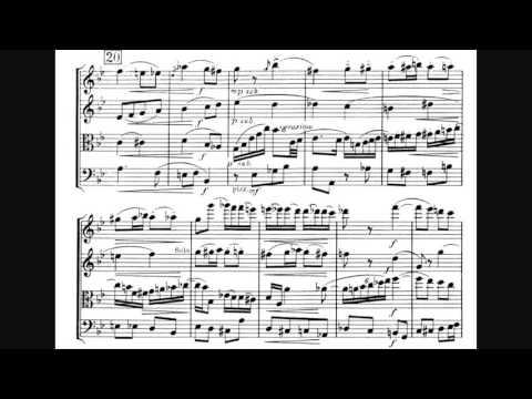 Paul Hindemith - String Quartet No. 2, Op. 10
