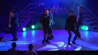 Isaac Tualaulelei - Choreography [DAMSF-5/9/13] Dance.Art.Music.Style.Fashion