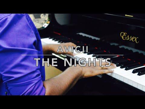 Avicii - The Nights (Piano Cover) | Sachin Sen