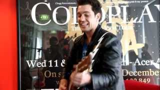 """Andy Grammer """"Keep Your Head Up"""" Nova acoustic"""