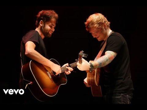 Ed Sheeran feat. Passenger - No Diggity (Thrift Shop)