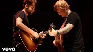 Ed Sheeran Feat Passenger No Diggity Thrift Shop