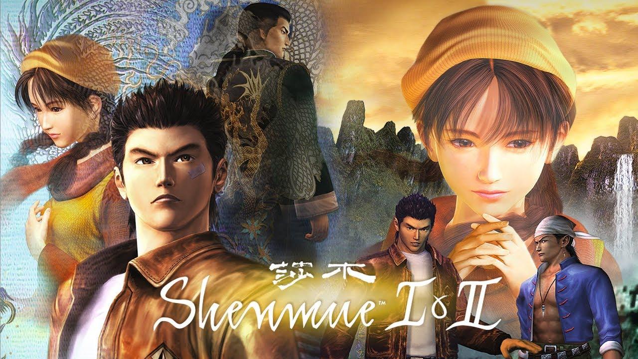 Shenmue 1 & 2 Trailer