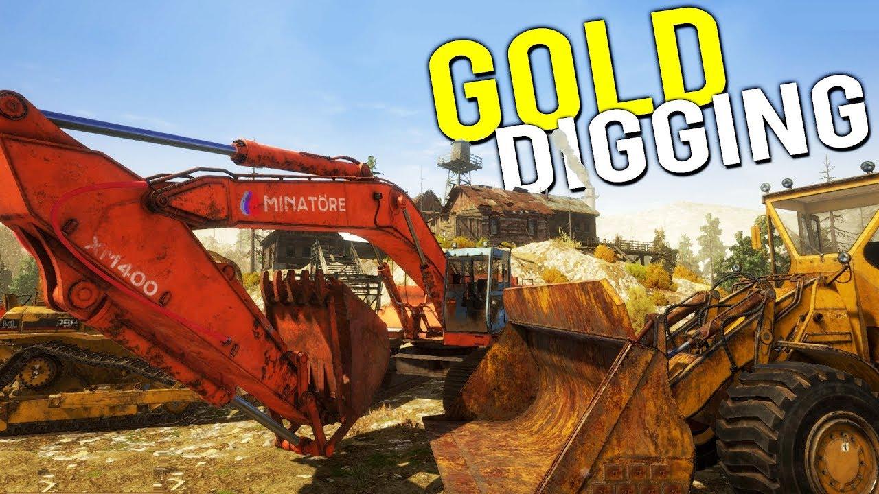 Goldrausch Spiel