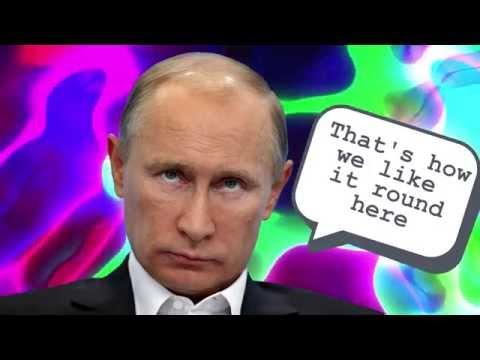 Elton & Putin Discuss Gay Rights Through Song