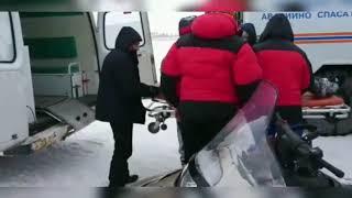 Спасатели почти сутки искали пенсионерку, заблудившуюся в метель mp4