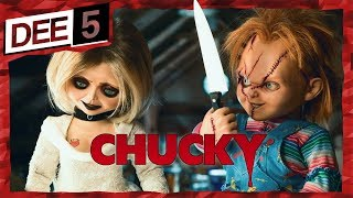Die 5 besten Chucky Filme | Dee 5 | Child's Play