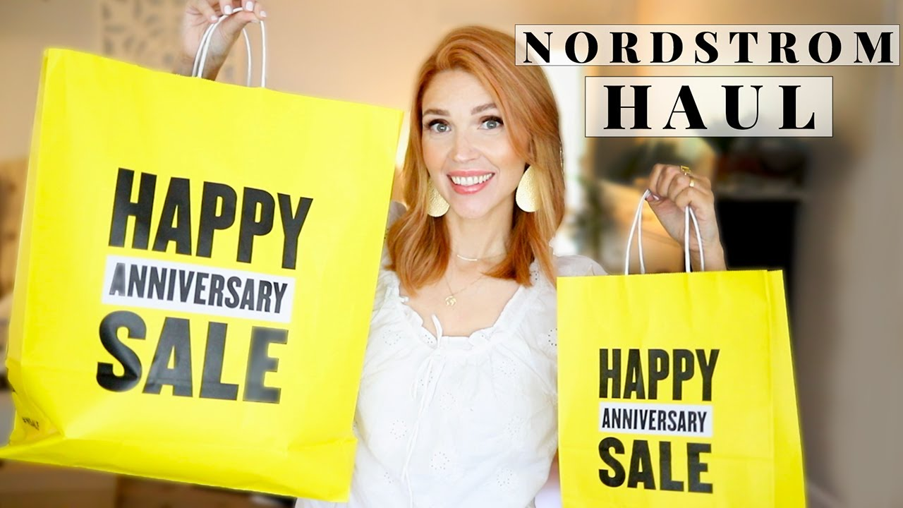 Nordstrom Anniversary Sale Haul 2020 \\ My favorite one ever!!!
