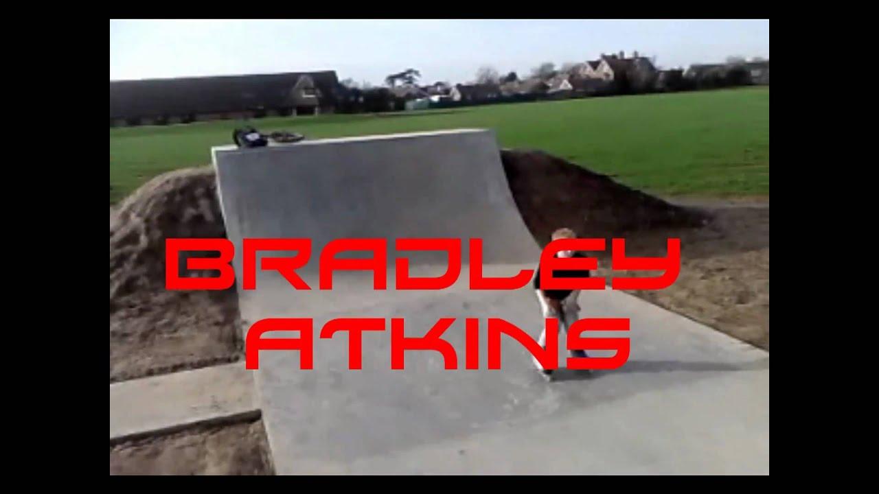 Bradley Atkins Goes Yapton Skate Park