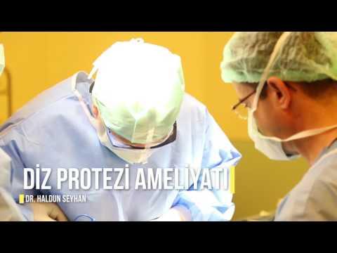 Diz Protezi Ameliyatı Izle