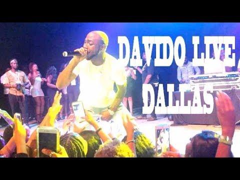 DAVIDO LIVE IN DALLAS 2017 (FULL VIDEO)