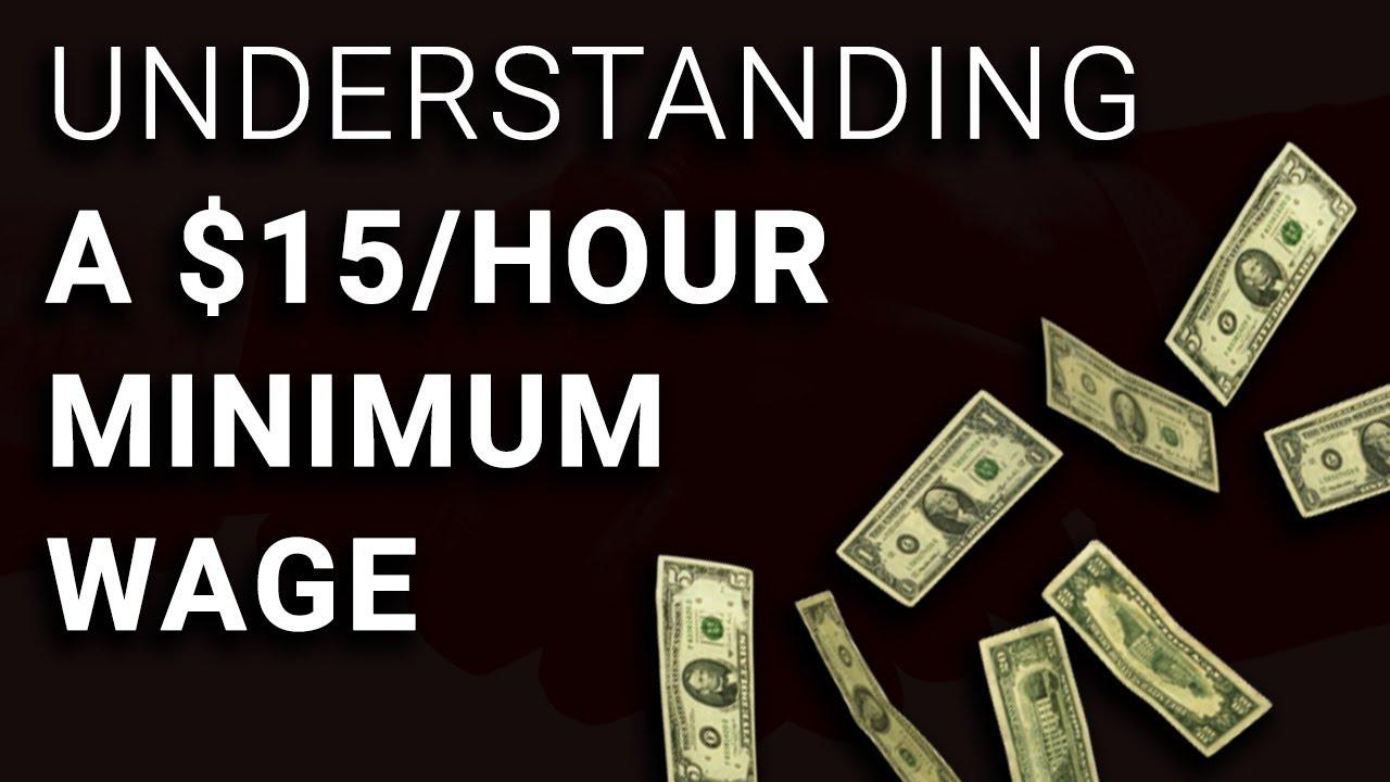ANALYSIS: $15 Minimum Wage - YouTube