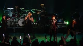 Un extracto del concierto que efectuó en Paris Jam Project durante ...
