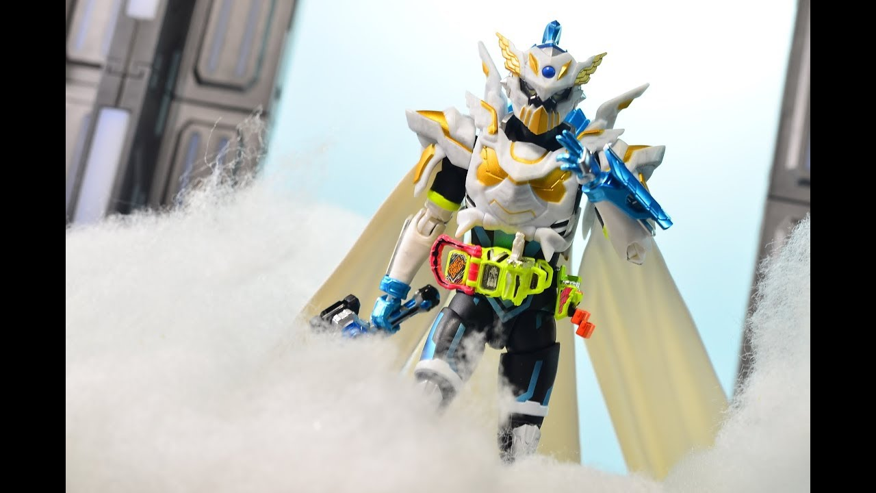 S H Figuarts Kamen Rider Brave Legacy Gamer Level 100 Review Youtube