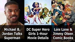 Michael B. Jordan Responds to Superman Rumors - Speeding Bulletin (February 13-19, 2019)