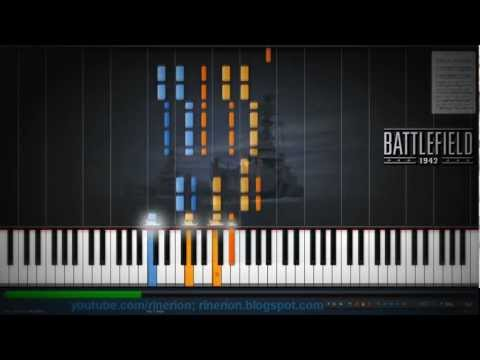 Battlefield 1942 - Title Theme [Piano/Trumpet]