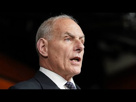 Chief Of Staff John kelly Demands Acting DHS Secretary to Deport over 50k Hondurans from the US