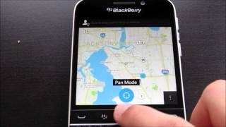 BlackBerry Classic Trackpad Enabled Maps Free HD Video