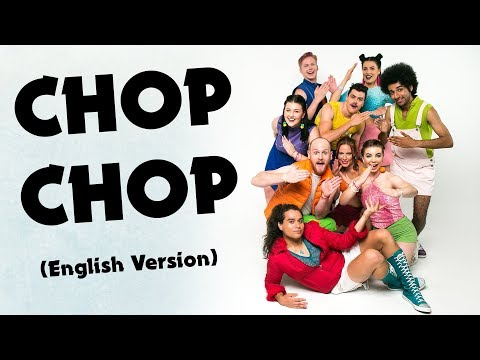 Chop Chop (English Version) - Music Video #5 / Aunty Donna - The Album