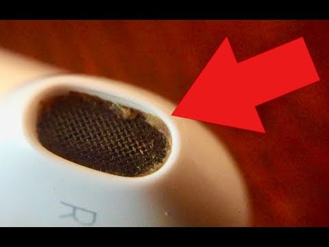 How To Bring Back All Sound Quality In Your Earbuds (Clean Earwax)