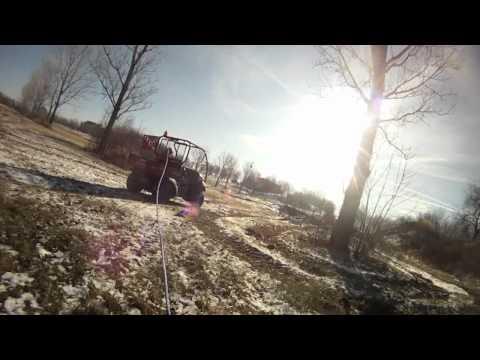 Redneck Goon Tubing