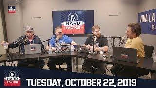 Hard Factor 10/22/19: Mitt Romney is Pierre Delecto