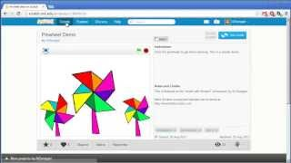 Pinwheel Demo Invent With Scratch 2 0 Screencast