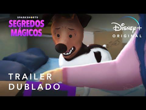 Segredos Mágicos   Trailer Oficial Dublado   Disney+